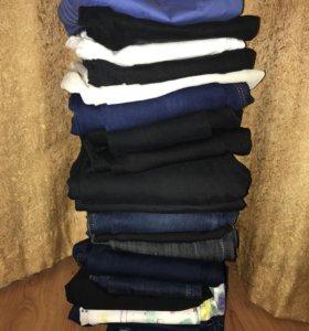 Джинсы и брюки новые