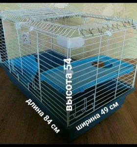 Клетка для крупных и средних грызунов