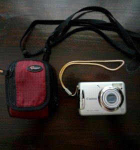 Фотоаппарат кенон 480