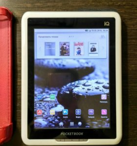 PocketBook IQ 701, Glossy White