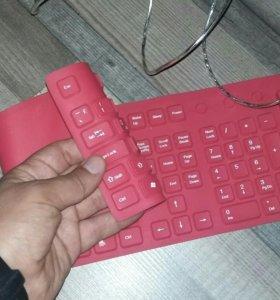 Клавиатура силиконовая