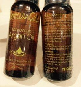 Аргановое масло для волос MoroccanGold