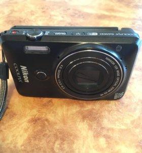 Фотоаппарат Nikon COOLPIX S 6900