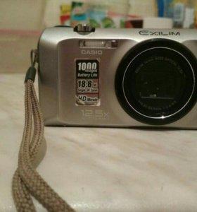 Камера exilim casio