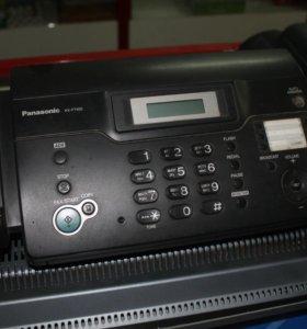 Факс Panasonic б/у
