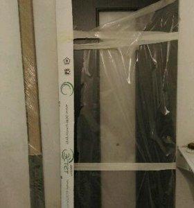 Межкомнатная дверь 70см венге новая