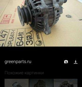 ммс делика генератор 120 а 4 м40