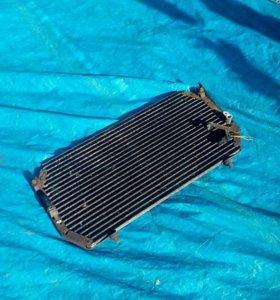 Т камри sv 40 3 sрадиатор кондиционера