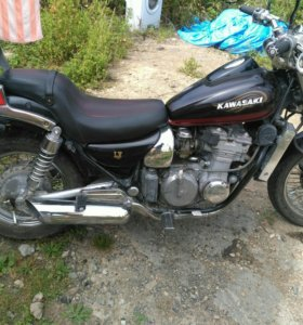 Мотоцикл Кавасаки