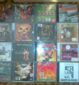 Лицензионные аудио диски