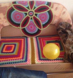 Накидки на мягкую мебель на заказ