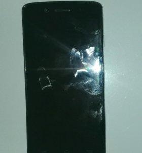 Смартфон Prestigio PSP5507 DUO