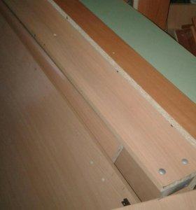 Кровать детская стол шкаф тумбочка