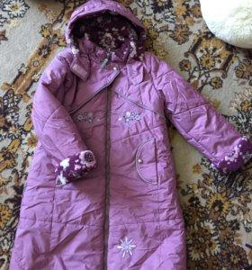 Зимнее пальто Kerry, шапка в подарок