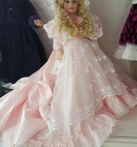 Кукла коллекционная.