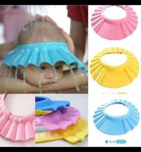 Защитный ободок для мытья волос