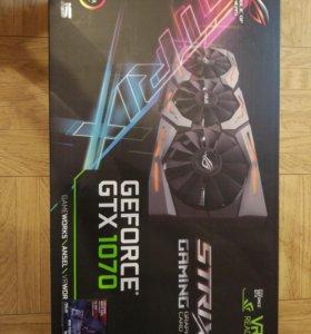 Видеокарта Geforce GTX 1070 8 GB
