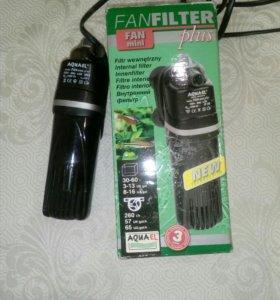 Фильтр для аквариума, компрессор,распылитель