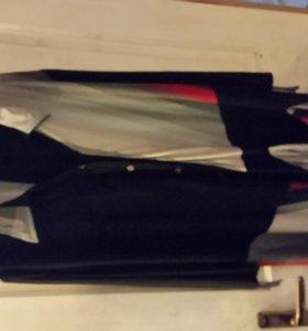 Модные женские туники размера 58-62