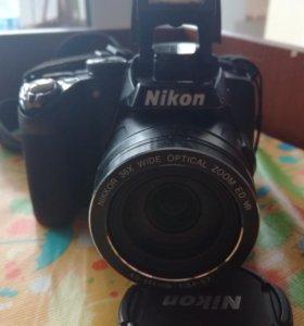 Фотоаппарат Nikon P 500