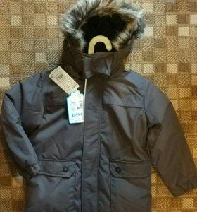 Новая куртка lassie