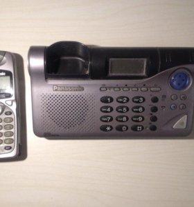 Радиотелефон Dect Panasonic KX-TCD735RUM