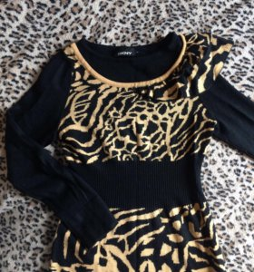 Платье DKNY осень/зима