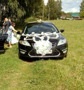 Свадебный кортеж Ford Mondeo