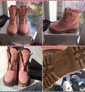 Новые ботиночки Balmain