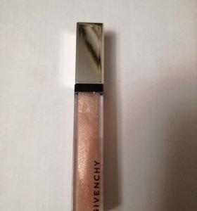 Бальзам-блеск для губ Givenchy(тестер)