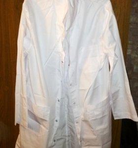Халат мужской медицинский D.N.K. 52 размер