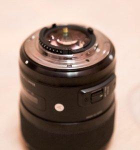 Sigma 35mm 1.4 Art Nikon