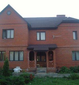 Дом, 307.8 м²