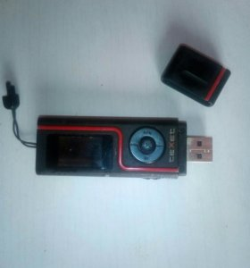 MP3 player texet