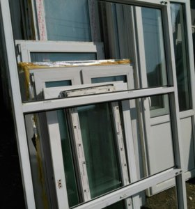 Окна ПВХ и алюминий