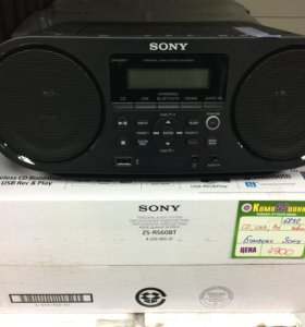 Бумбокс Sony