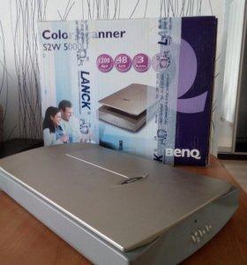 Сканер Benq U5000