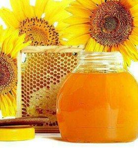 Мед подсолнух-липа