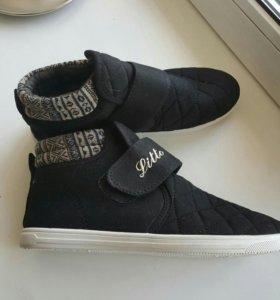 Кеды-ботинки 37 размер