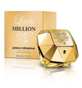 В наличии! Paco Rabanne Million