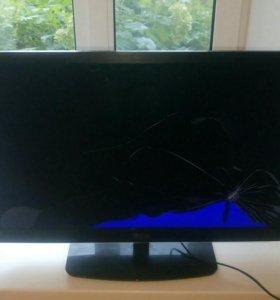 Телевизор MYSTERY на запчасти
