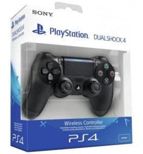 Новый джойстик PS4 DualShock 4 v2