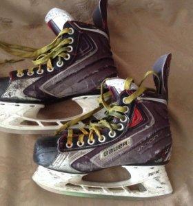 Коньки хоккейные Bauer vapor (4,5 размер)
