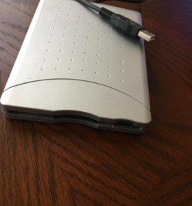 USB-флопи дисковод NEC