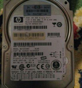 Жесткий диск 32Gb Sas