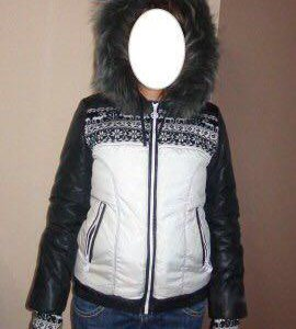 Тёплая куртка в отличном состоянии.