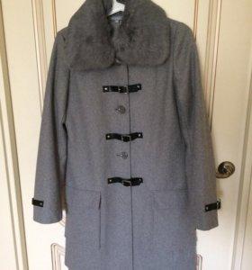 Пальто для девочки 13-15 лет