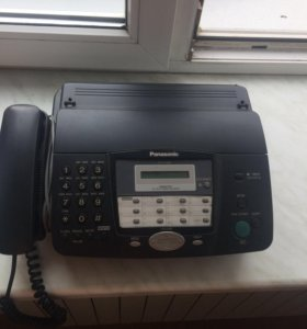 Телефон- факс Panasonic