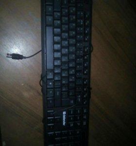 Клавиатура поло игровая