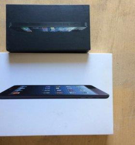 Коробка IPhone и IPad